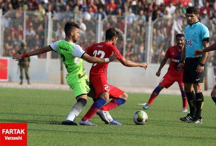 پیروزی نساجی مقابل خونه به خونه؛ ال مازنو به سود نساجی+گزارش بازی