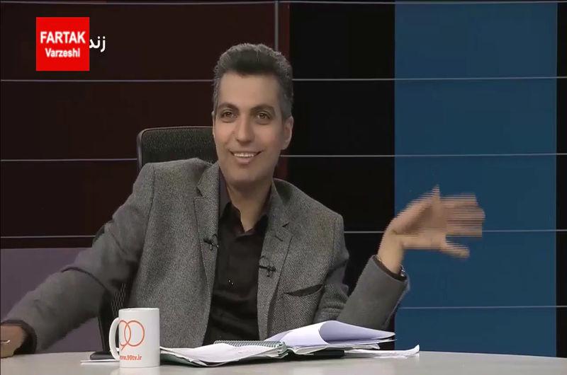 پنالتی زدن فردوسی پور به حسین حسینی + فیلم