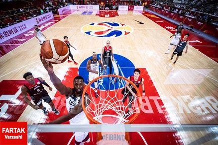 جامجهانی بسکتبال ۲۰۱۹ - چین، اسامی ۱۶ تیم صعودکننده به دور دوم مشخص شد