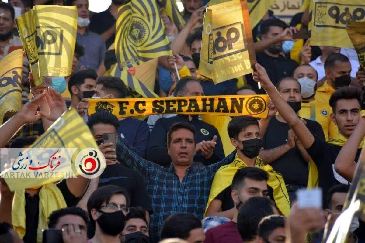 اختصاصی/ شماره پیراهن بازیکنان سپاهان در فصل جدید مشخص شد+تصویر