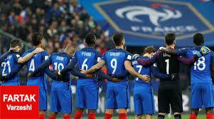 طبق آمار؛فرانسه بالاتر از همه تیمهای جهان