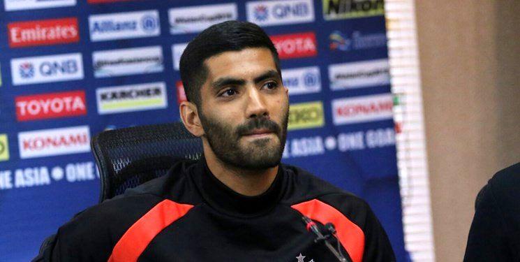 انصاری: همه بازیکنان لیگ برتر شانس حضور در تیم ملی را پیدا میکنند