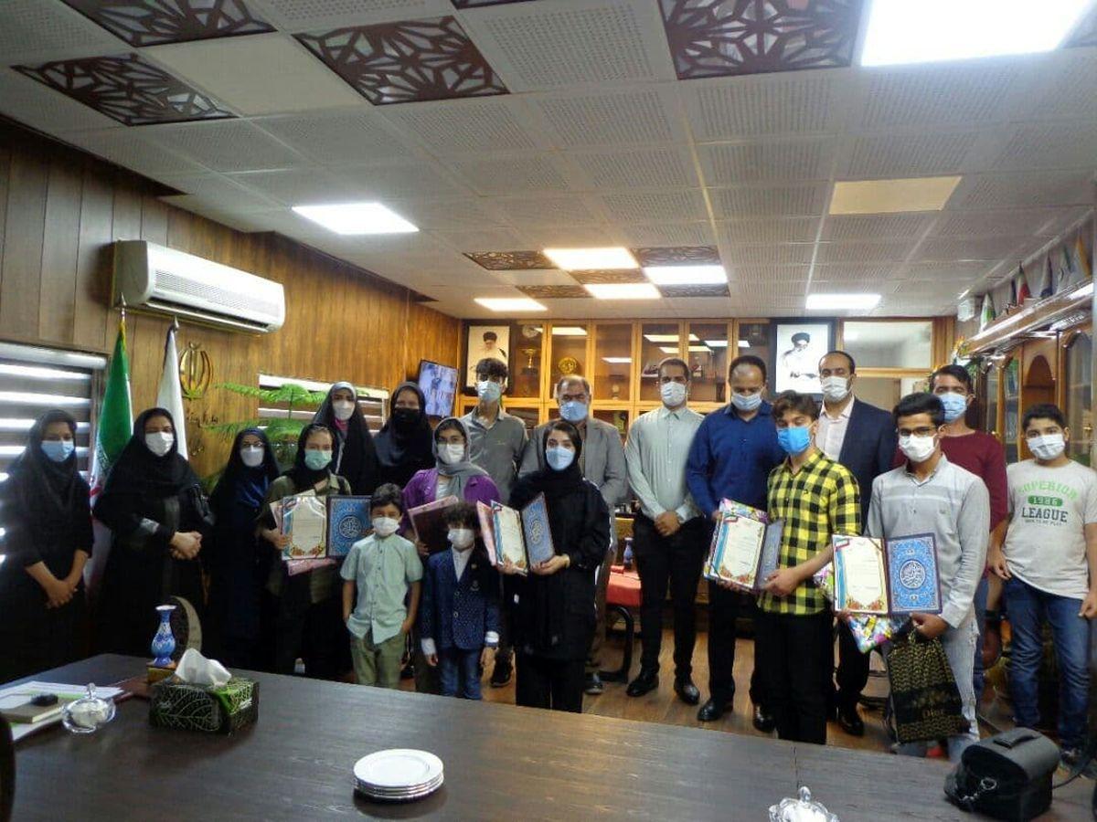 اولین زمین مینیگلف در کرمانشاه افتتاح میشود