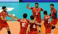مرحله دوم مسابقات والیبال قهرمانی مردان جهان/حریفان ملی پوشان ایرانی مشخص شدند