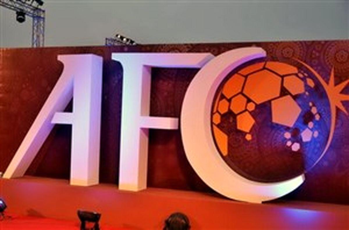 کنفدراسیون فوتبال آسیا:تنها ۱۰۳ نفر می توانند وارد زمین شوند