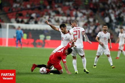 آمار و ارقامی جالب در نخستین هفته جام ملت های آسیا