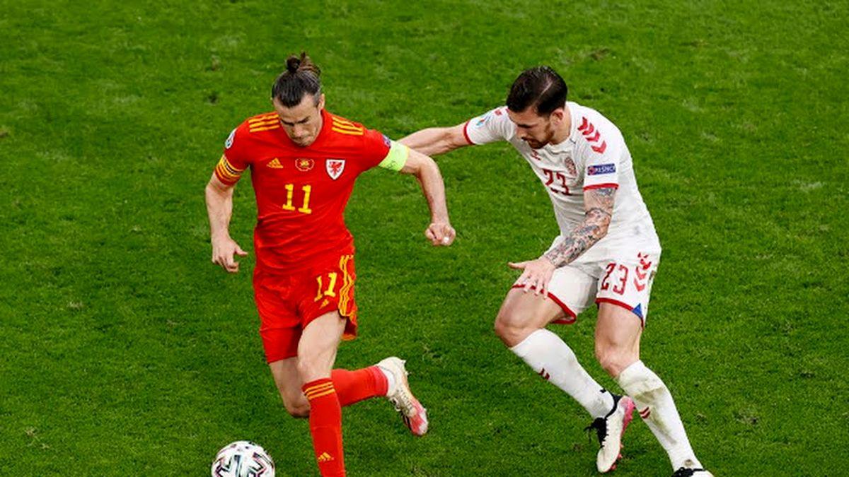 صعود دانمارک به یک چهارم نهایی یورو با دبل دولبرگ