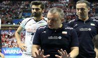 سرمربی تیم ملی والیبال : المپیک اولویت اول ایران است
