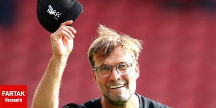 کلوپ در آستانه رکوردزنی در لیگ برتر انگلیس+عکس