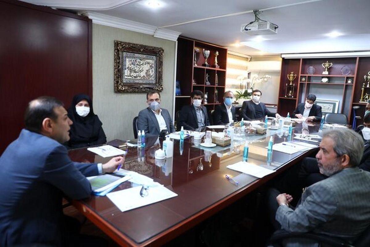 بهاروند سرپرست سازمان لیگ شد/ دیدار عزیزی خادم با ظریف
