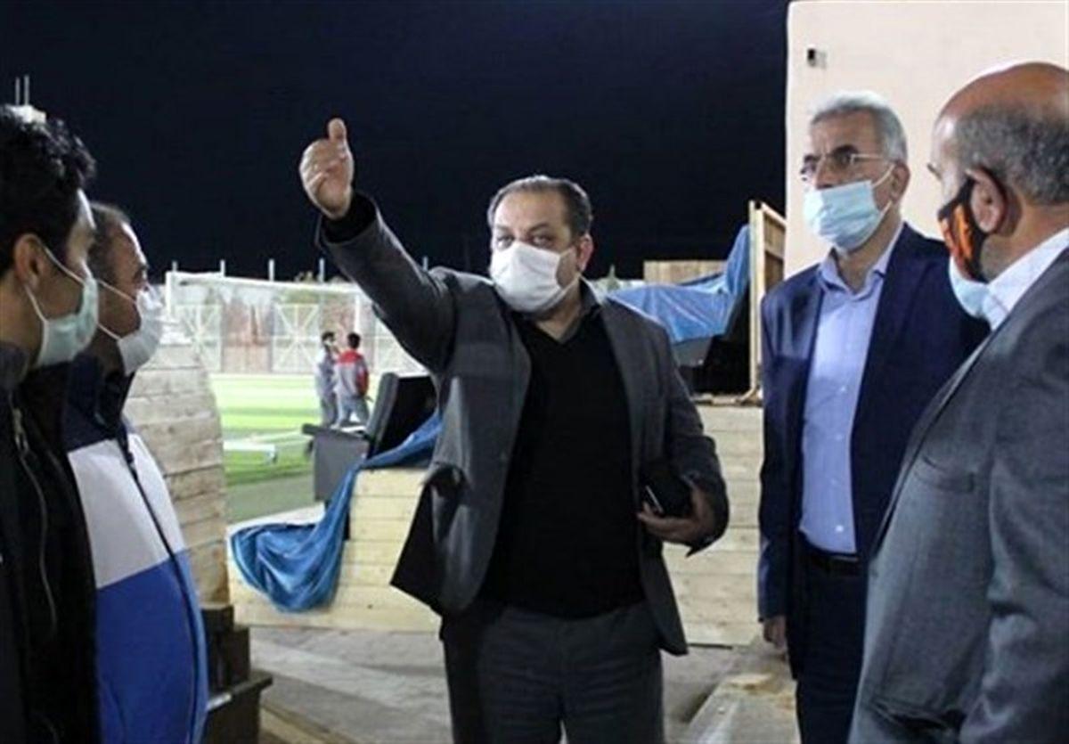 مهدی: برگزاری مسابقه سوپرجام بدون ملیپوشان لطفی ندارد