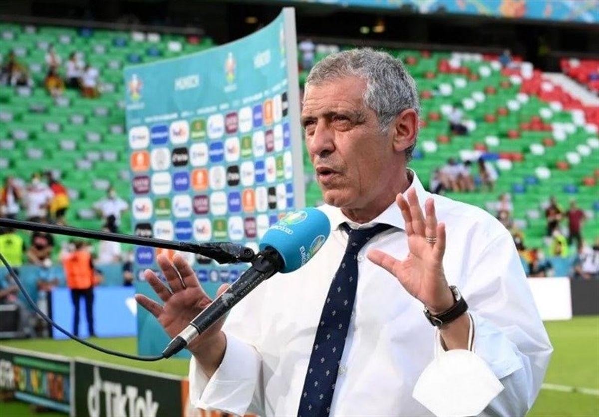 سانتوس: آلمان تیم برتر میدان و پیروزی حقش بود