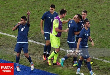 آرژانتین به صعود امیدوار ماند