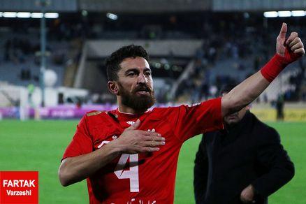 خالد شفیعی: از ماه عسل برگردم تیمم را انتخاب میکنم