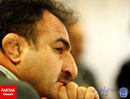 عبدالله عزیزی برای کشتی ایران، یک نعمت است