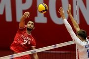 صعود نوجوانان والیبال ایران با شکست جمهوری چک