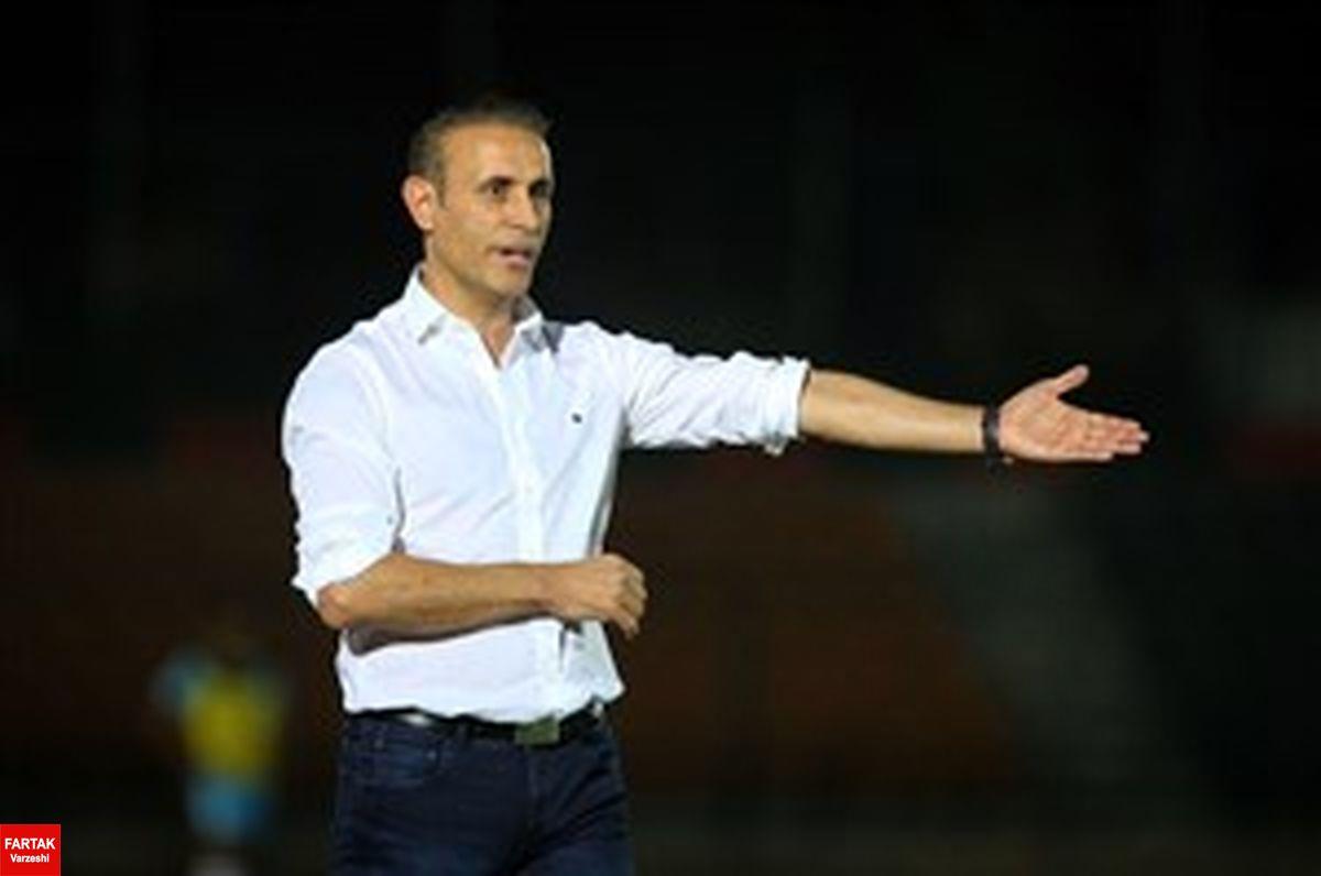 گل محمدی:خیلی خوشحالم در این باشگاه هستم