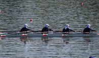 دومین مدال قایقرانی به دست آمد/ تیم روئینگ 4 نفره بانوان به مدال نقره رسید