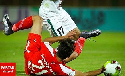 تغییر در زمان برگزاری دو دیدار از جام حذفی