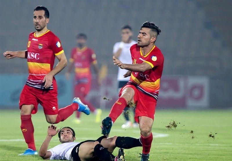 درخشش تیم فولاد خوزستان در دیداری تدارکاتی