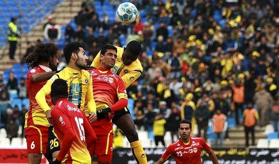 لیگ برتر فوتبال نگاهی به برنامه بازیهای هفته هفتم