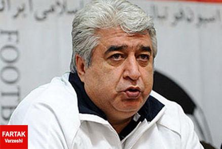 حسین شمس: مزد ۵ روز کیروش برابر است با مزد یکسال سرمربی تیم ملی فوتسال!