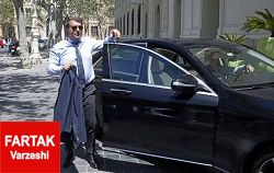 انتقاد لاپورتا از رفتار بارسلونا با مسی