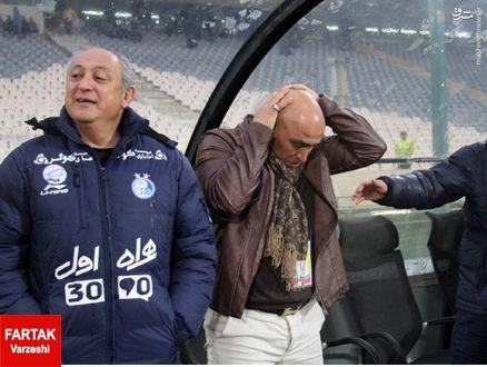 بازیکنِ تمرین نکنِ منصوریان از استقلال رفت