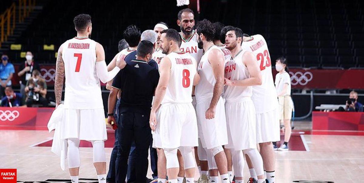 تمجید فیبا از بسکتبال ایران با تعبیر« احترام دیوانه وار»