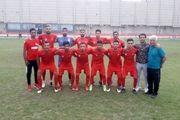 تقدیر و تشکر باشگاه ستاره سرخ کاشان از امیرحسین فراهانی و کمیته مسابقات