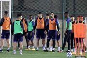 آخرین تمرین یاران کریمی/رقیب استقلال از اتوبوس جام باشگاه های جهان رونمایی کرد