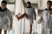 سوارس:مثل مسی در خانه میمانم و علیه کرونا تبلیغ میکنم