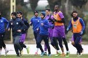 آماده باش فرهاد مجیدی به بازیکنان استقلال