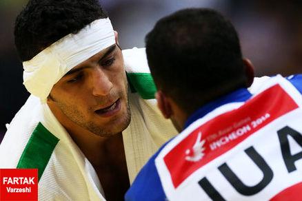 جودوکار المپیکی ایران: قول میدهم در المپیک کم نگذارم
