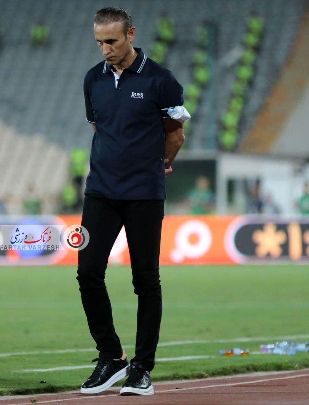 باشگاه پرسپولیس به محرومیت گلمحمدی اعتراض میکند