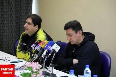 قلعهنویی: امروز فوتبال ما را تنبیه کرد!