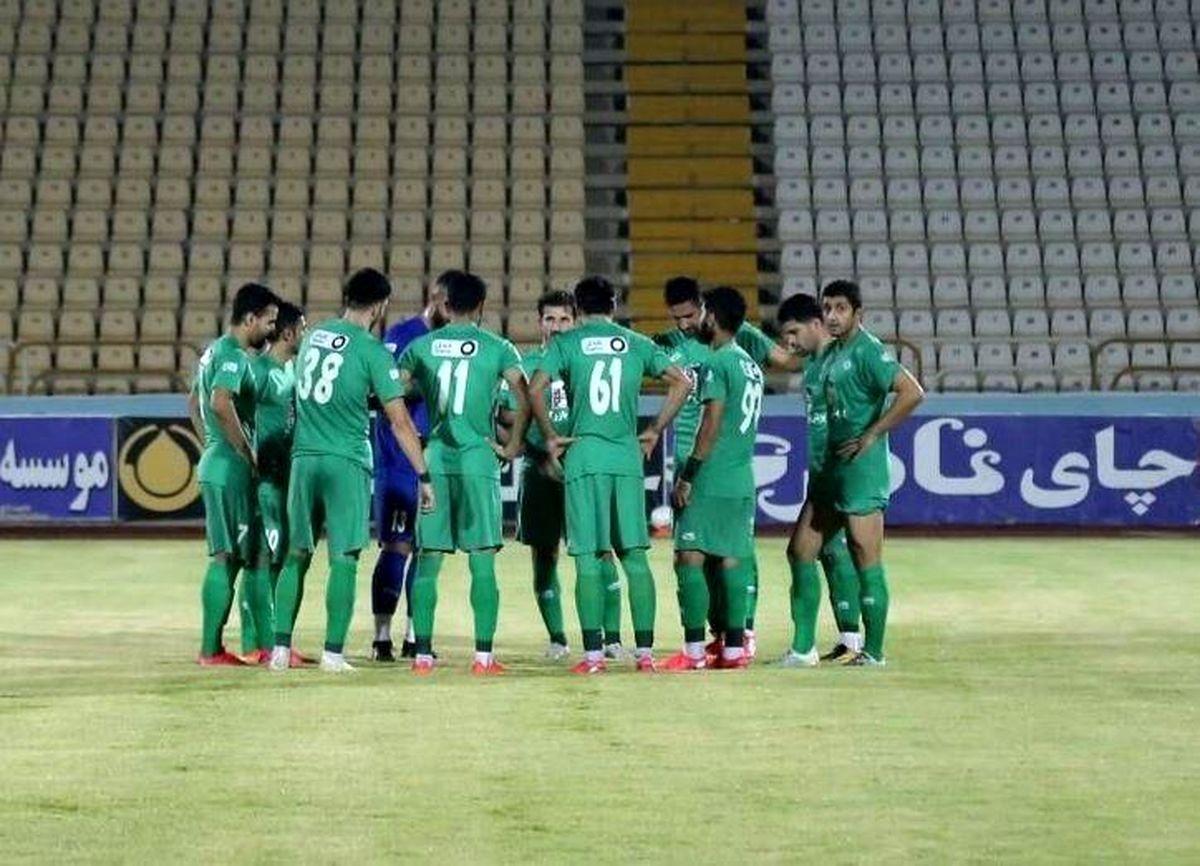 تیم فولاد خوزستان مقابل ذوب آهن یک غایب دارد