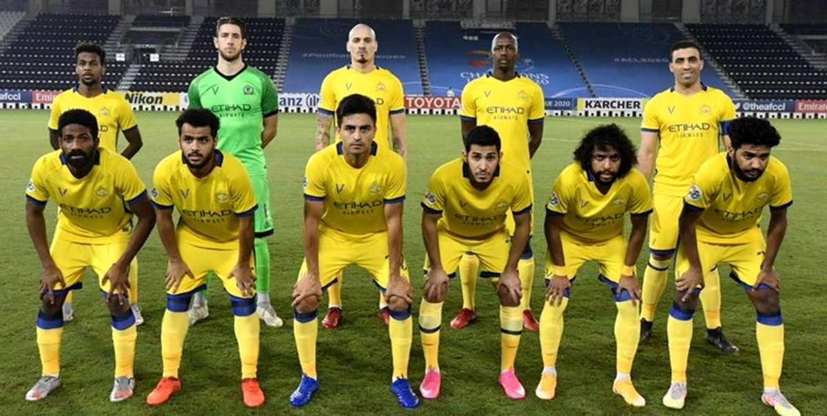 6 بازیکن النصر کرونا مثبت شدند