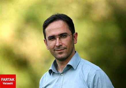 ثبت نام علی خطیر برای انتخابات فدراسیون فوتبال