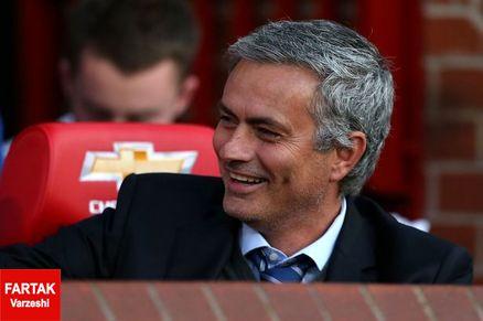 خوزه مورینیو ، برترین مربی ماه لیگ برتر شد