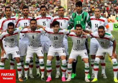 تیم ملی فردا در ورزشگاه آزادی تمرین میکند