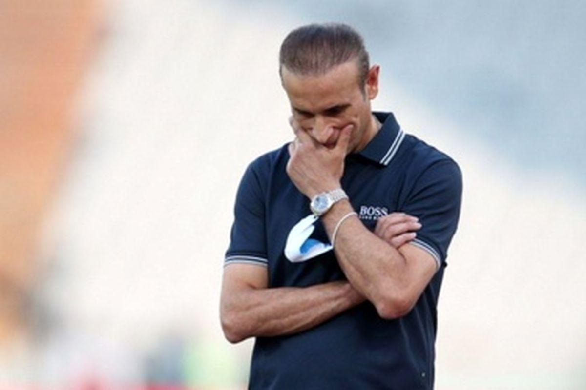 گل محمدی به مدیران باشگاه پرسپولیس لیست خرید داد