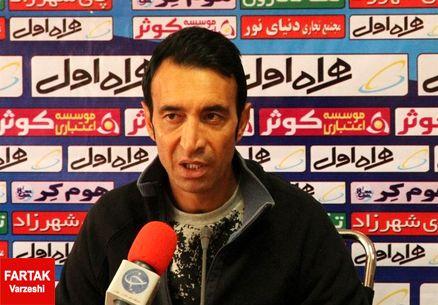 عنایتی: هواداران استقلال باید بدانند ما بی تفاوت نیستیم