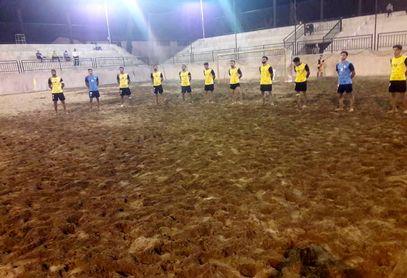 آغاز لیگ برتر فوتبال ساحلی با رعایت دقیق پروتکل های بهداشتی