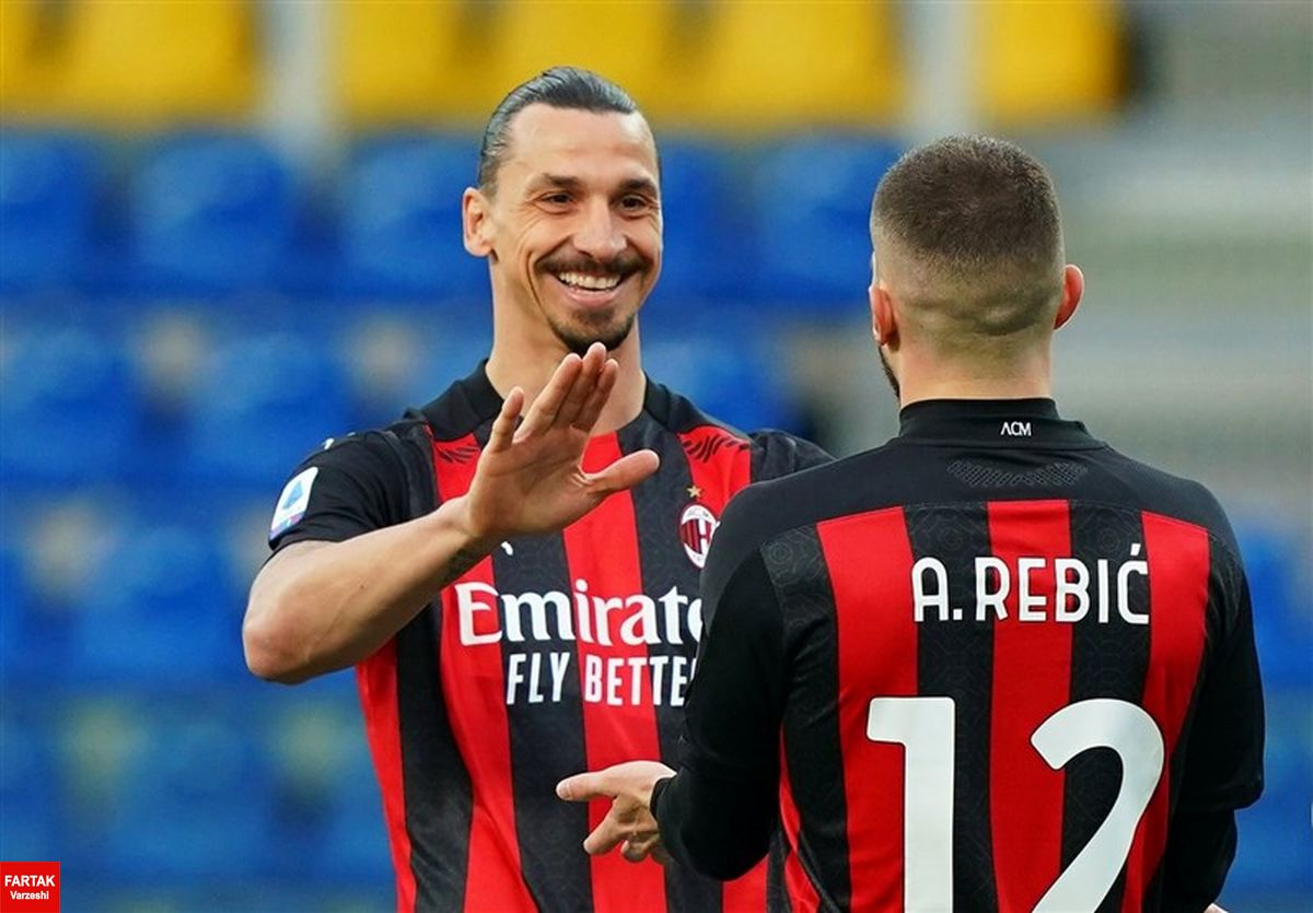 زلاتان: حاضرم تا آخر عمر در میلان بمانم