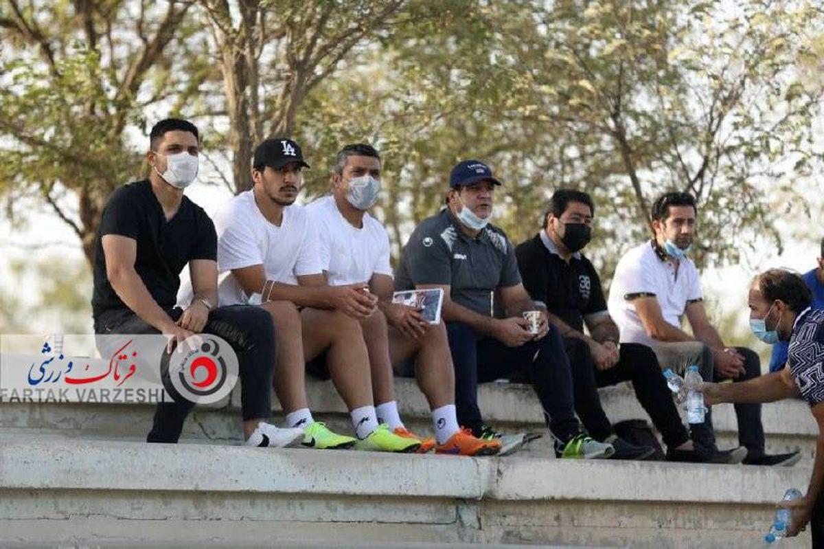 بازگشت مهاجری با جشنواره گل/ برد تیم فوتبال شهر خودرو در نخستین روز