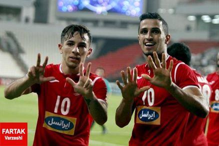 مصاحبه با آقای گل خوش اخلاق لیگ برتر در آستانه بازی برگشت مقابل الجزیره