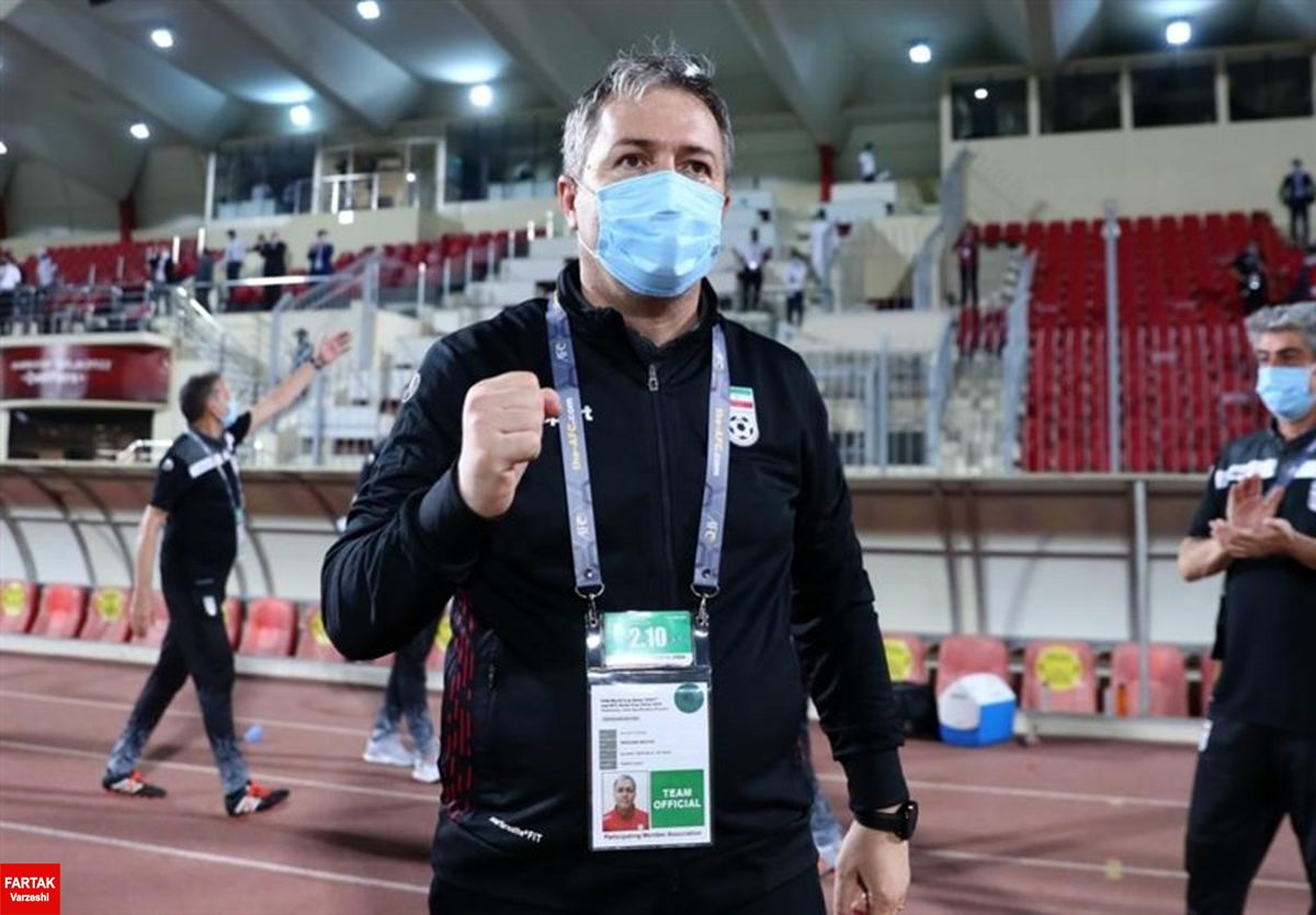 پس از توافق با عزیزی خادم؛ اسکوچیچ در تیم ملی ماندنی شد