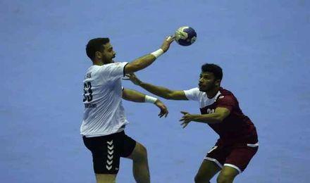 صعود تیم ملی هندبال به دور دوم بازی های آسیایی با وجود شکست مقابل قطر
