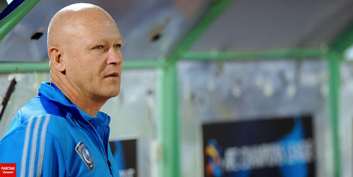 سرمربی جدید تیم ملی لبنان معرفی شد